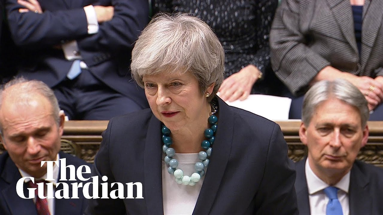 Theresa May says she would have lost Brexit vote by 'significant margin'