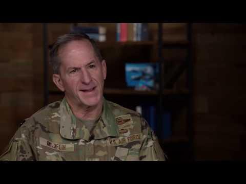 CSAF Gen Goldfein COVID-19 Message To Key Spouses