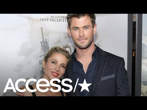 Elsa Pataky On Her Marriage To Chris Hemsworth: 'I Don't Know How We Survived'