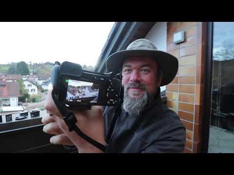 Dankeschön! Neues Film-Objektiv Sony 18-105mm 4.0 und CD´s.