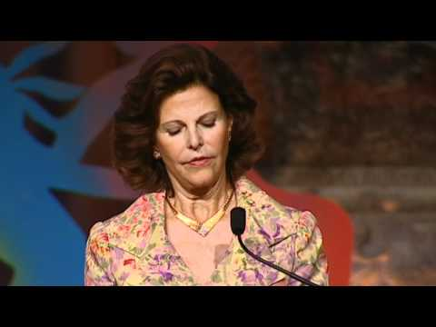 Queen Silvia and World's Children's Prize