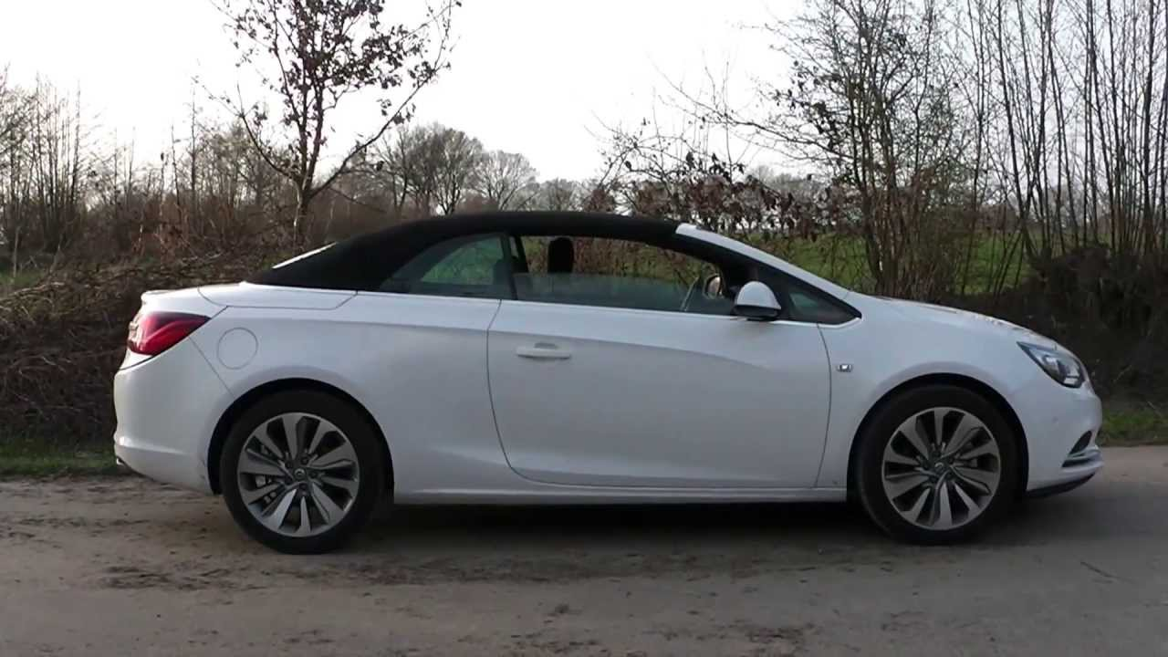 2013 opel cascada convertible roof opening and closing youtube. Black Bedroom Furniture Sets. Home Design Ideas