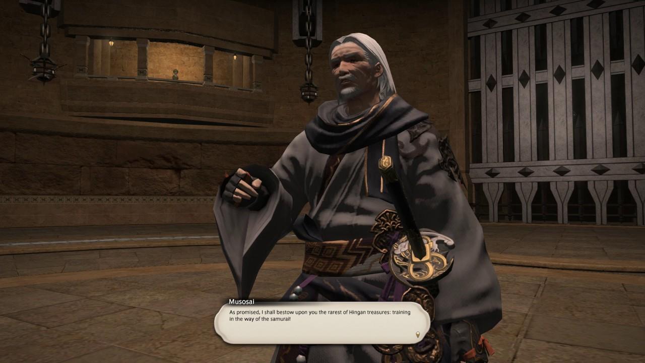 Final Fantasy XIV Stormblood PS4 Pro performance mode - Samurai random  gameplay 00