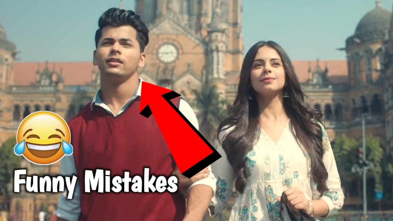 Mistakes In Chup (Official Video)| Siddharth Nigam | Rits Badiani | Vikas | Raj Fatehpur | SunnyVik