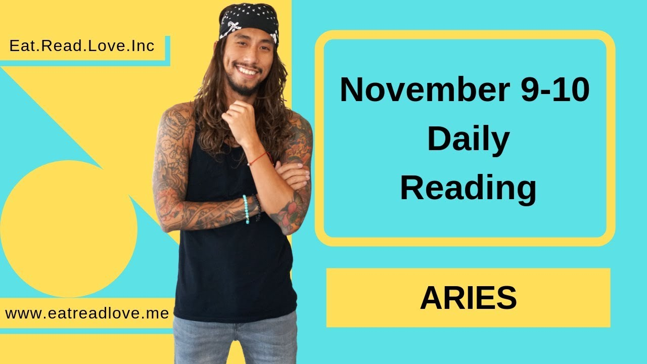 aries tarot reading november