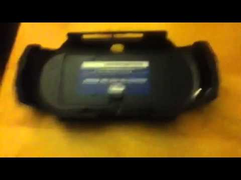 Ps Vita Nerf Armor Case Youtube