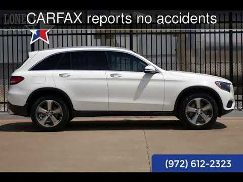 2017 Mercedes Benz GLC GLC300 Used Cars   Plano,Texas   2018 05 11