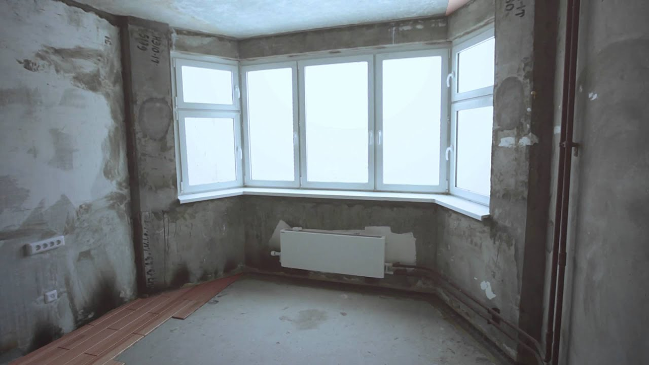 Дск-1 квартиры под чистовую отделку - youtube.