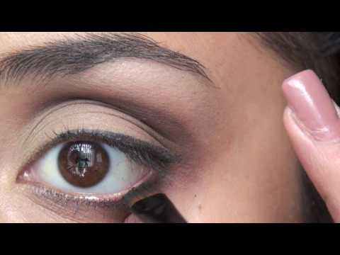 Organic Cosmetics Tutorial with Afterglow- Jessica Albas Sage  Eyes