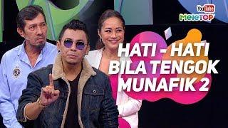 Jaga2 terkejut sepanjang filem bila tengok Munafik 2 | Syamsul Yusof, Maya Karin, Nasir Bilal Khan