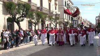 TRANI - Festa Patronale SS. CROCIFISSO di COLONNA - Solenne Processione