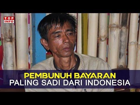 INILAH P3MBUNUH BAYARAN PALING GANAS DI INDONESIA