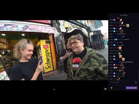Andy Milonakis Meets His Biggest Fan (Full Encounter)