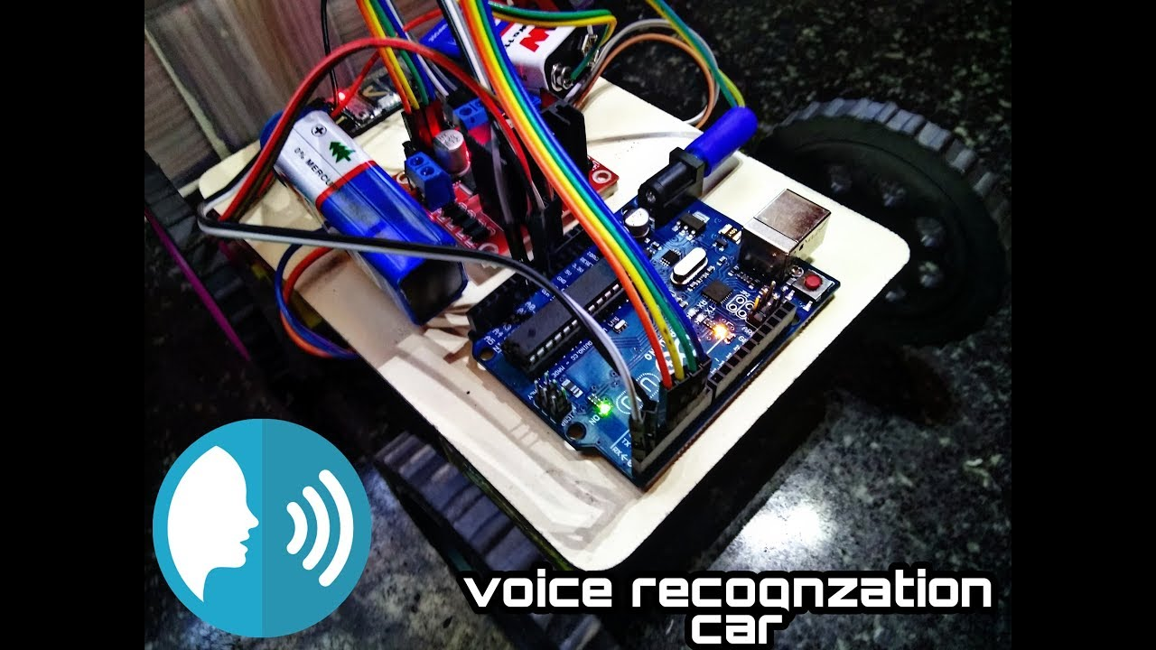 How to Make VOICE CONTROLLED Car by using ARDUINO UNO and BLUETOOTH