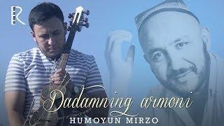Humoyun Mirzo - Dadamning armoni klip