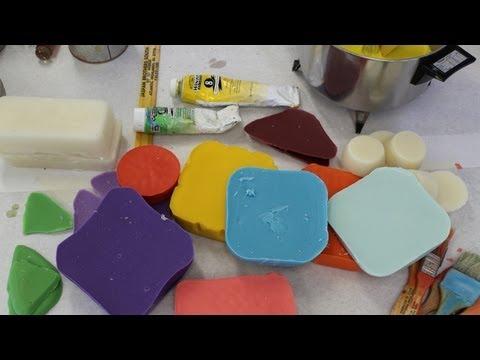 Art Lesson #1 - Encaustic Workshop Part 1