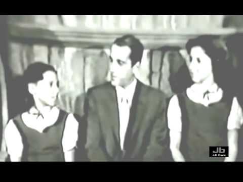 Patience and Prudence - Tonight You Belong To Me (The Perry Como Show - Sep 15, 1956)