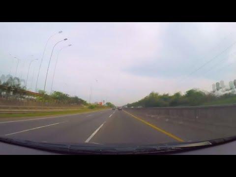 Bandung-Jakarta Toll Road 2016