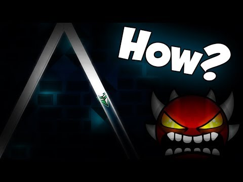 HOW TO BE PRO AT WAVE   Geometry Dash