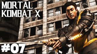 Mortal Kombat X FR | Gameplay - Episode 7 : Takeda ( PS4 )