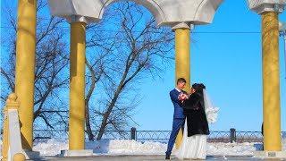 Winter wedding / Красивые слова на свадьбе молодым / Свадьба в Энгельсе