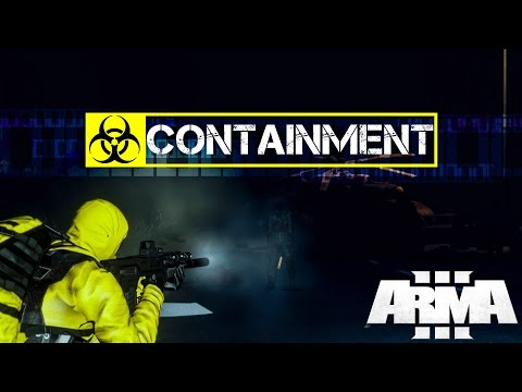ARMA 3 Helvantis Containment Protocal