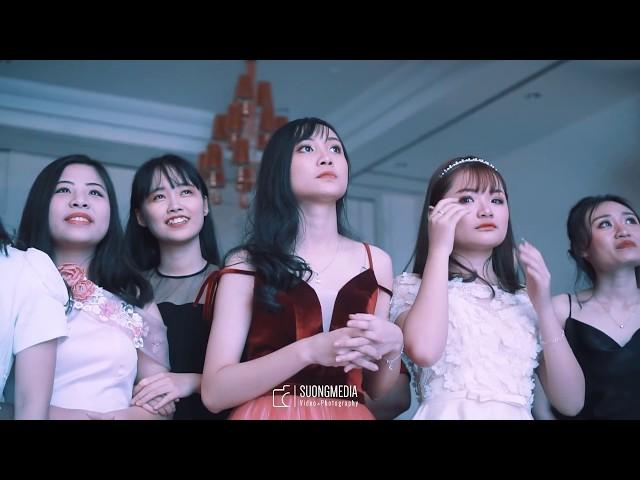 Kỉ yếu 12G Cô Ba quẩy tung Prom THPT Cẩm Phả | Sương Media