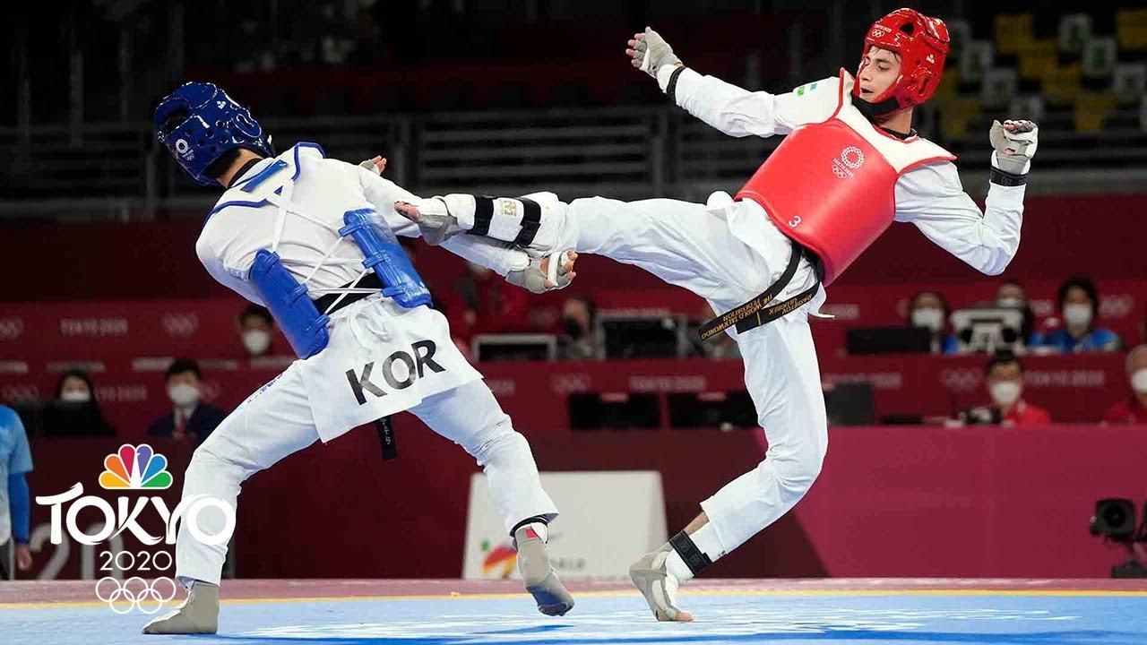 Olympics Latest: Rashitov wins taekwondo gold at Tokyo Games