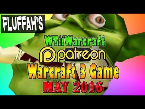 Warcraft 3 - Dreadful Crypt Panda   Patron Game   May 2016   Fluffah