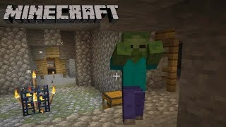 MINECRAFT VANILLA #14 - ESPLORIAMO NETHER E CAVERNE - GAMEPLAY ITA