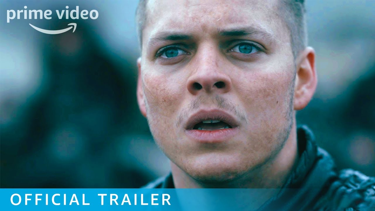 VIKINGS Final Season – Official Trailer | Amazon Prime Video