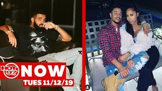 Drake RESPONDS To Being Booed Off Stage + Meek Mill Speaks on Apryl Jones & Lil Fizz! #Hot97Now