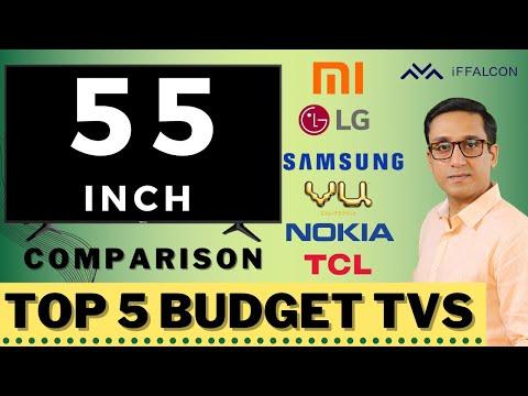 TOP 5 Budget
