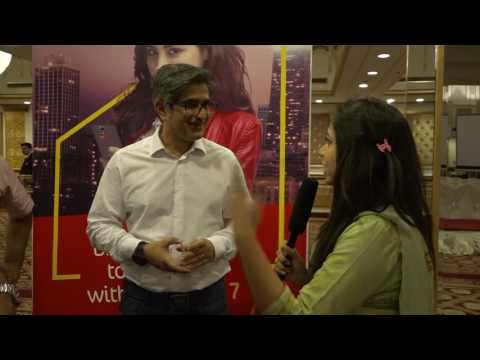 Aamir Ibrahim CCO & DEputy CEO, Mobilink on Jazz X Event