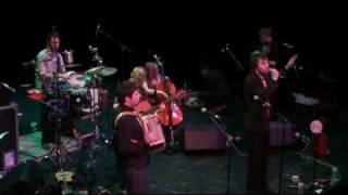 Bellowhead.Bruton Town@Buxton Opera House 2008.Matachin Tour 2008