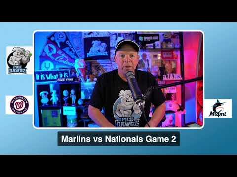 Miami Marlins vs Washington Nationals Game 2 Free Pick 9/20/20 MLB Pick and Prediction MLB Tips