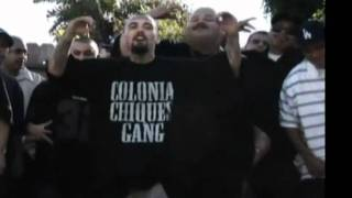 Colonia Chiques   Flashing The EastSide OXNARD