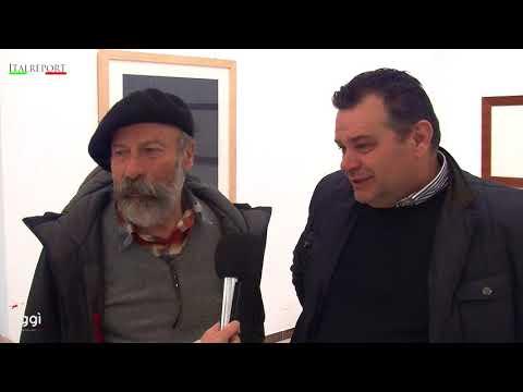 Vittoria, Arturo Di Modica alla Galleria Edonè