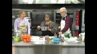 Cooking Show With Rebecca Fliszar & Guests Alma & John: Vietnamese Chicken With Brown Rice #65
