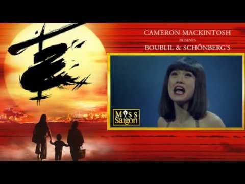 """""""The Movie In My Mind"""" (Miss Saigon) - Rachelle Ann Go and Eva Noblezada"""
