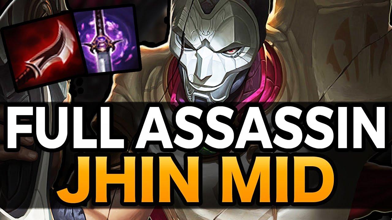 Pro Build Jhin S