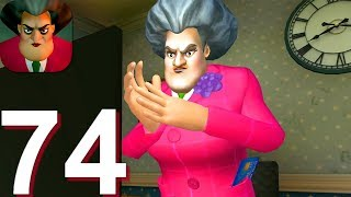 Scary Teacher 3D - Gameplay Walkthrough Part 74 Chapter 2 Love Affair - 3 New Levels (Android, iOS)