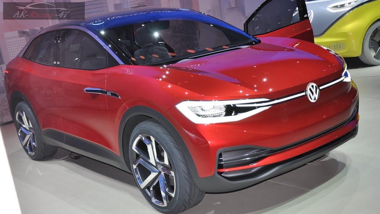 2020 VW I.D. Crozz   Interior Exterior   ID Volkswagen ...