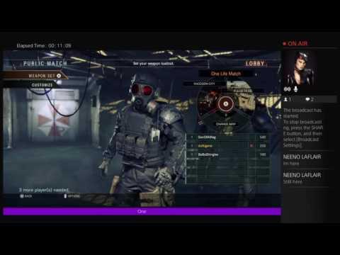 dottigene's Live PS4 Broadcast