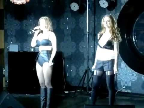 t.A.T.u. - Lyudi Invalidy - Live at Kalina Bar - 2013