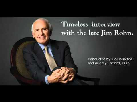 Jim Rohn Interview