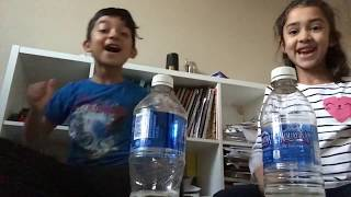 Water bottle flip Edition | perfect sports