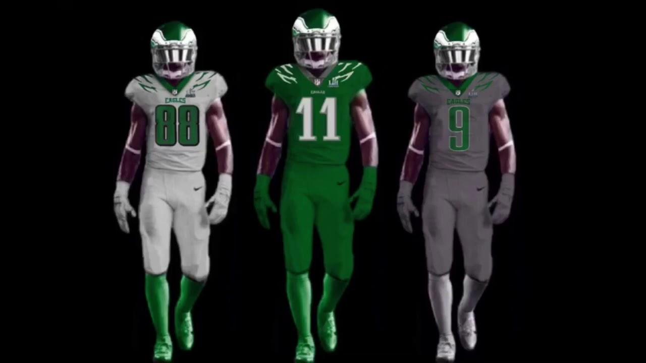 competitive price 3993a 62996 Philadelphia Eagles Uniform Concepts