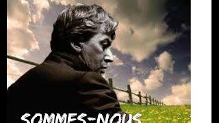 Alain Bashung - Sommes Nous