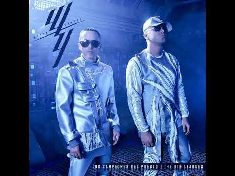 Wisin & Yandel - Me Dañas La Mente